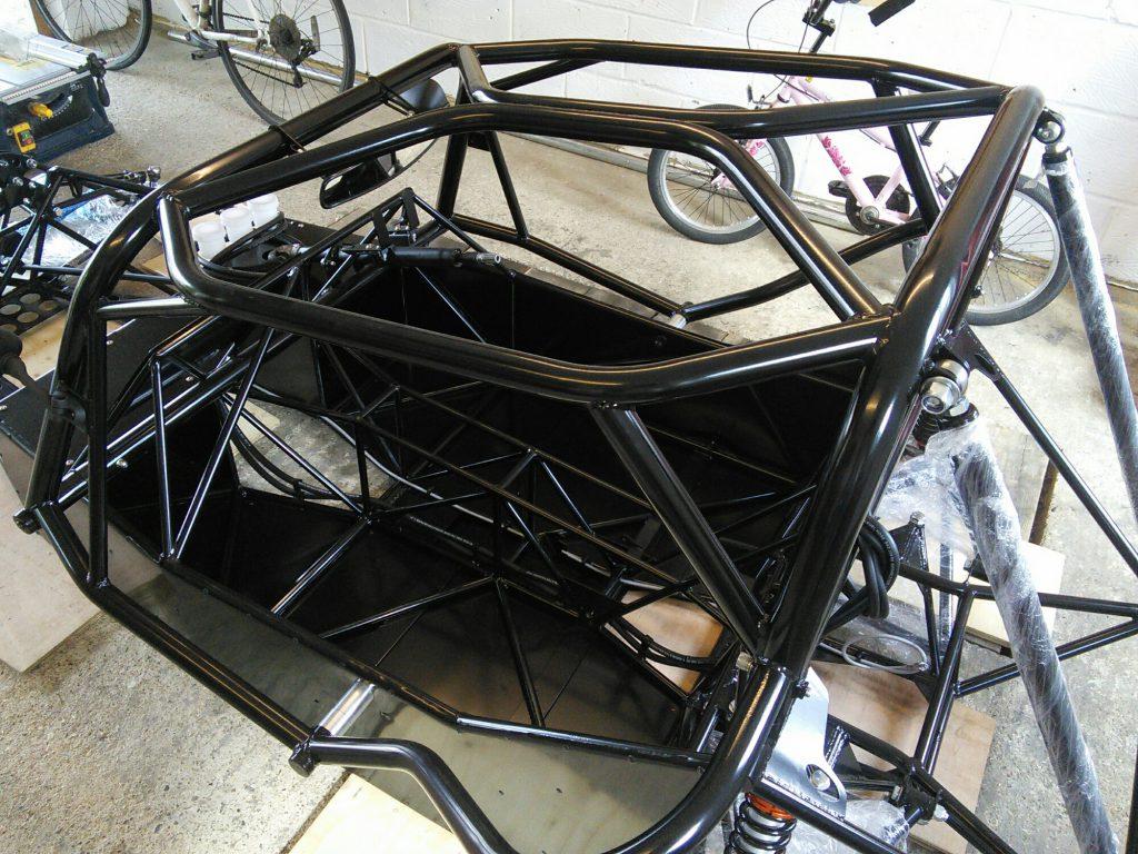 Roadrunner SR2 Chassis Cockpit