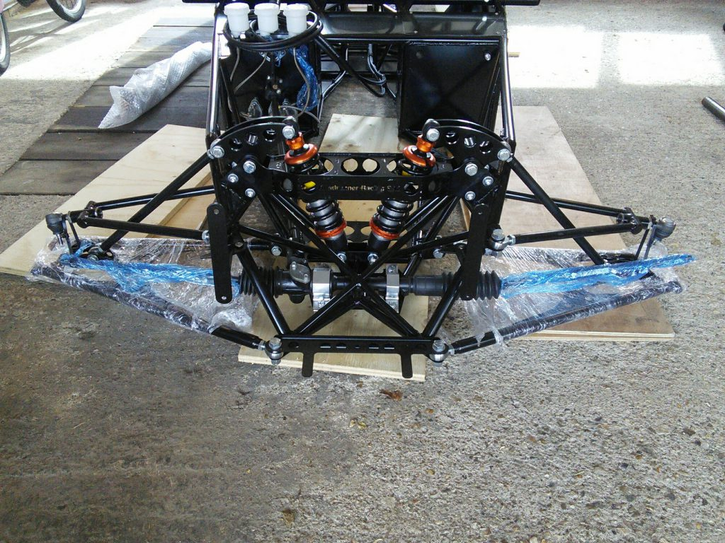 Roadrunner SR2 Chassis Front End